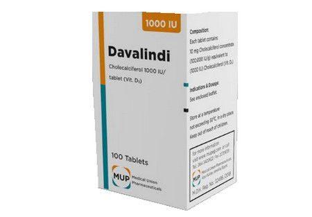 صورة , دواء , أقراص , دافاليندي , Davalindi