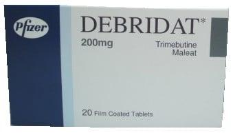 صورة,دواء, عبوة, ديبريدات, Debridat