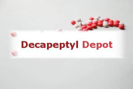 ديكاببتيل ديبو , صورة, Decapeptyl Depot
