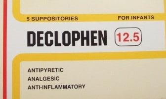 صورة , عبوة , أقماع , ديكلوفين , Declophen