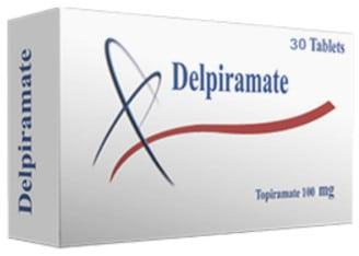 صورة,دواء, عبوة, ديلبيراميت, Delpiramate