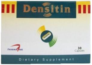 صورة, عبوة, دينستين, Densitin