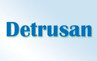 صورة , تصميم , أقراص, ديتروزان, Detrusan