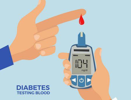 صورة , قياس نسبة السكر , مرض السكري