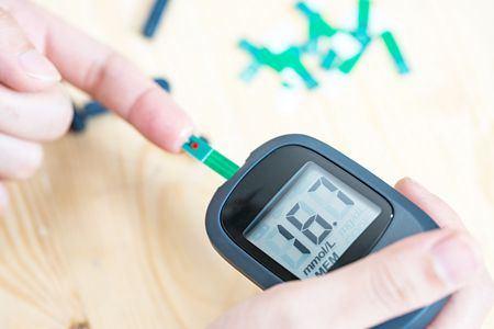 صورة , قياس السكر , داء السكري