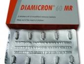 صورة , عبوة , دواء , أقراص , دياميكرون 60 إم آر , Diamicron 60 MR