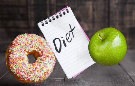 صورة , رجيم , حمية , النظام الغذائي الصحي