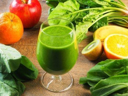 رجيم الديتوكس , صورة , إنقاص الوزن , خضروات , فاكهة