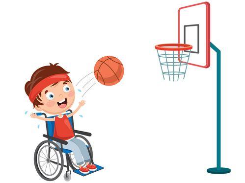 صورة , رياضة المعاقين , ذوي الإعاقة