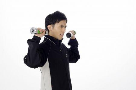 التخلص من الوزن الزائد , رياضة, صورة , شاب