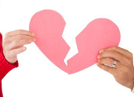 صورة , الطلاق , الانفصال