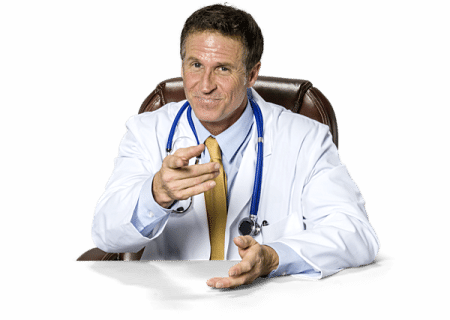 صورة , طبيب , مسببات البواسير