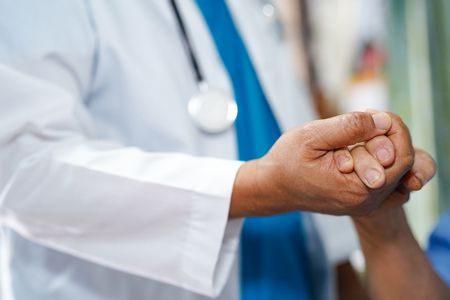 مرض الكبد الدهني ، دكتور ، صورة