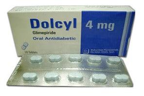 صورة , عبوة , دواء , دولسيل , Dolcyl 4mg
