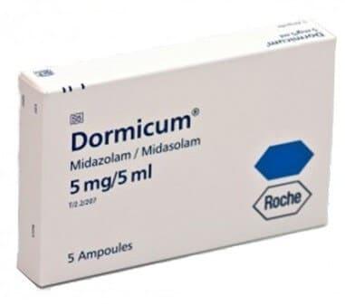 صورة,دواء,علاج,عبوة, دورميكوم , Dormicum