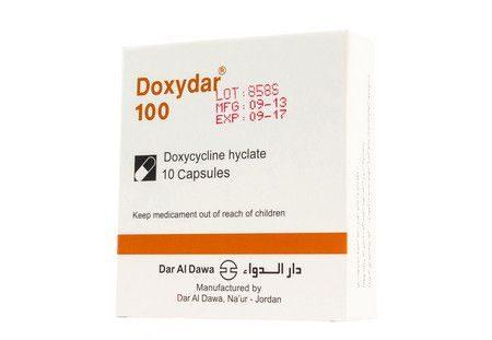 دواء دوكسيدار ، صورة Doxydar