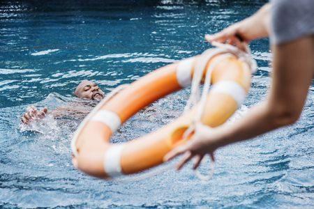صورة , الغريق , الغرق , إسعاف الغريق