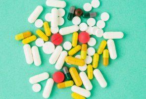 صورة , أدوية , المضادات الحيوية , المكملات الغذائية