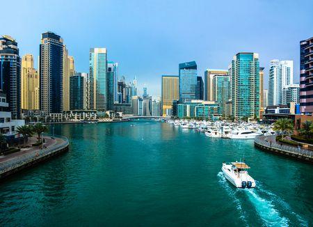 صورة , بحيرة جميرا , دبي , الإمارات العربية المتحدة