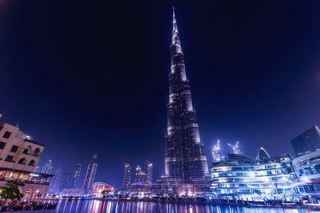 صورة , دبي , برج خليفة , السياحة