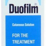 ديوفلم – Duofilm   يستخدم لوضعه في النتوءات الصغيرة (الثؤلول)
