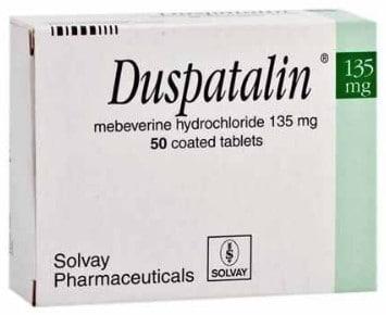 صورة, عبوة ,دوسباتالين, Duspatalin