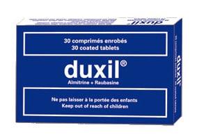 صورة , عبوة , دواء , أقراص , علاج فقدان الذاكرة , دوكسيل , Duxil
