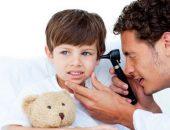 صورة , أمراض الأذن , التهاب الأذن الوسطى