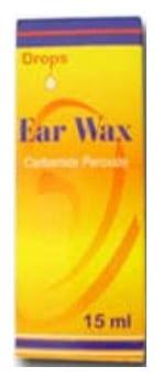 صورة , عبوة , دواء , نقط للأذن , لتطهير القناة السمعية , اير واكس , Ear Wax