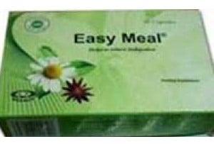 صورة , عبوة , دواء , كبسولات , ايزي ميل , علاج عسر الهضم , Easy Meal