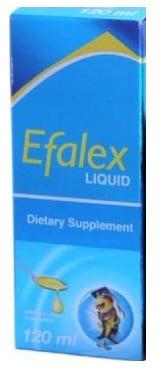 صورة , عبوة , دواء , شراب , مكمل غذائي , إيفالكس , Efalex