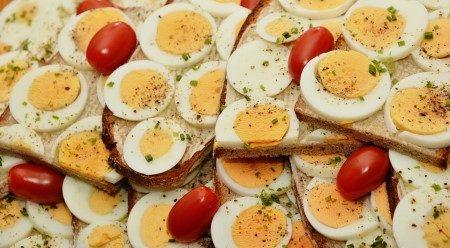 البيض ، الحميات الغذائية ، الماء ، 7 أيام ، إنقاص الوزن