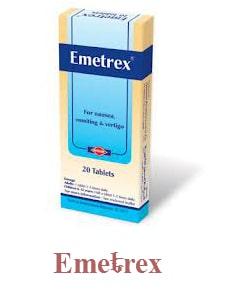 صورة, دواء, علاج, عبوة, إميتركس , Emetrex