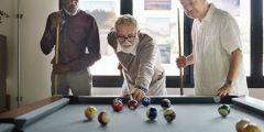 أهمية الترفيه لكبار السن