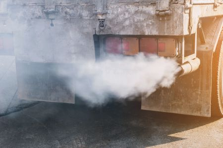صورة , التلوث البيئي , عوادم السيارات