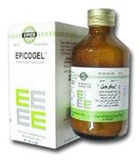 صورة, دواء, علاج, عبوة, إبيكوجيل , Epicogel