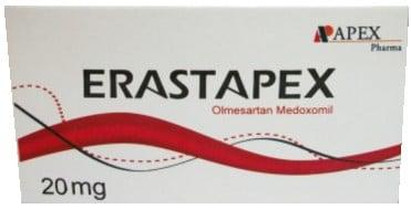 صورة, عبوة, ايراستابكس, Erastapex