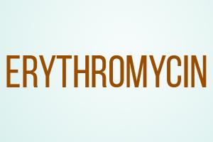 صورة,تصميم, إريثروميسين , Erythromycin
