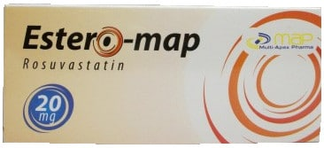 صورة,دواء, عبوة, إستيرو ماب, Estero Map