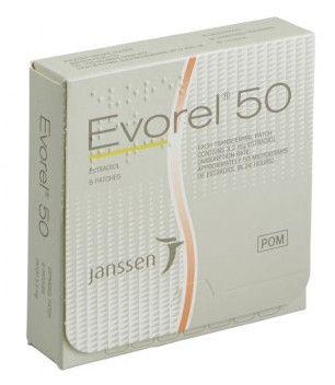 إيفوريل , Evorel