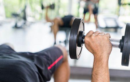 صورة , التمارين الرياضية , الجسم الرياضي