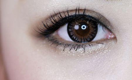 صورة , عين , جراحة القرنية
