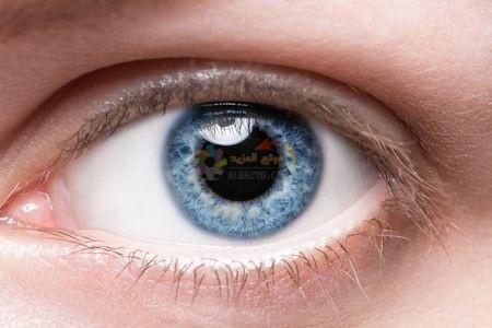 أندر ألوان العيون