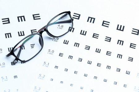 صورة , نظارة طبية , الجلوكوما