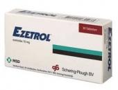 صورة,دواء,علاج, عبوة, إيزيترول , Ezetrol