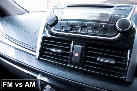FM vs AM , موجات الراديو