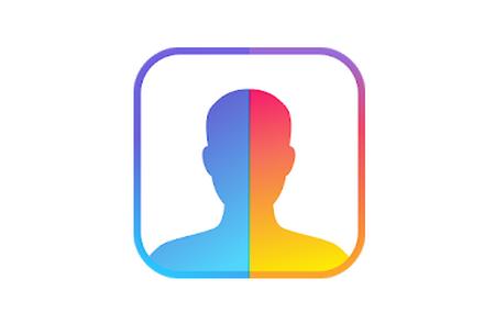تحدي العمر , صورة, Face App