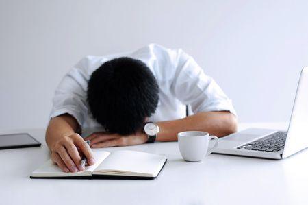 صورة , الإرهاق , التعب