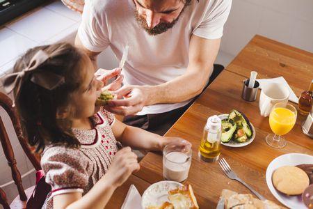 صورة , تغذية الأطفال , الغذاء الصحي