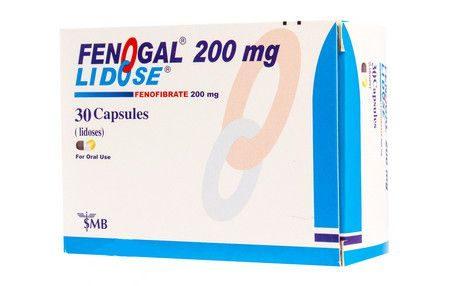 دواء فينوجال ليدوز , صورة Fenogal Lidose